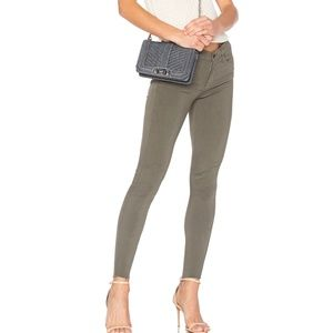 BLACK ORCHID NOAH FRAY SKINNY JEANS IN GREY